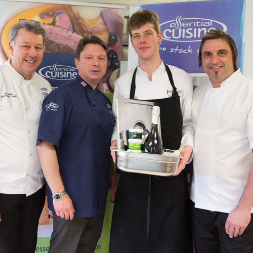 Young Lancashire Chef Takes the Trophy and Rockets to the Final