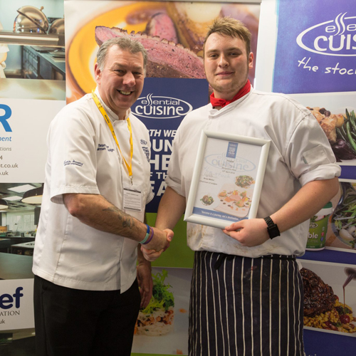 Young Shropshire Chef Shines Bright!