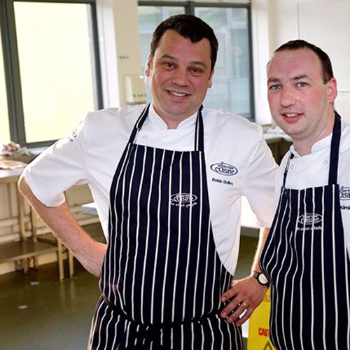 Cooking up a Storm at Eastleigh College's Charity Gala Dinner