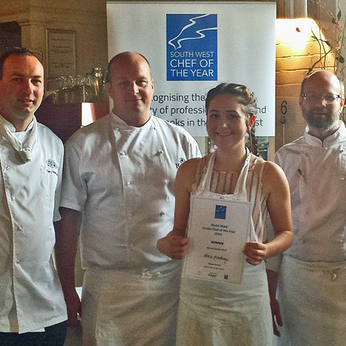 Dorset Junior Chef Storms South West Chef Competition