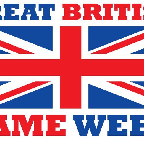 Let's Celebrate Great British Game Week 2018