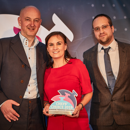 Essential Cuisine Triumph with Second Consecutive Chefs' Choice Award