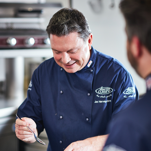 Jon Harvey-Barnes, Essentials Chef of the Month