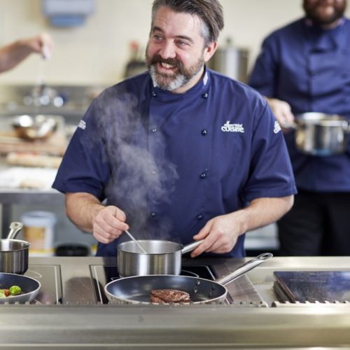 James Circuit, Essential's Chef of the Month