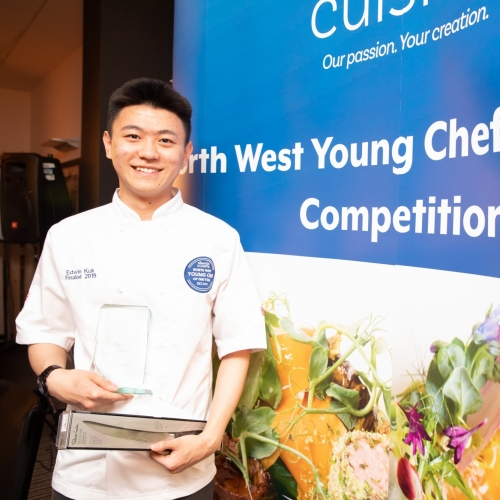 """Art School Chef """"Kuks"""" His Way To North West Young Chef Crown"""