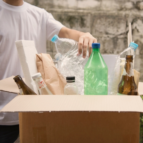 Plastic Packaging – Essential Cuisines' Sustainability Plan
