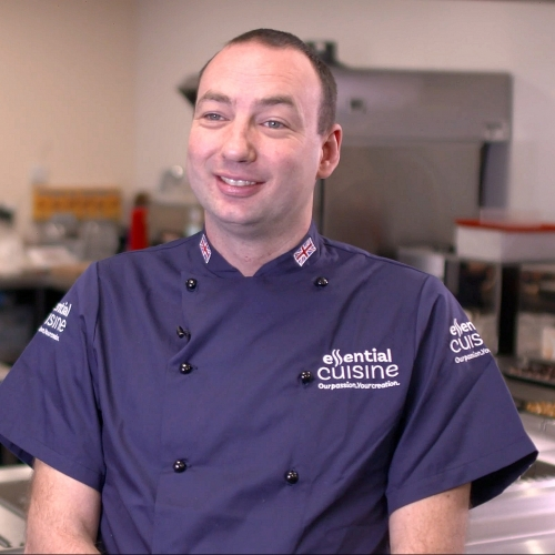Gary Kilminster, Essential's Chef of the Month!