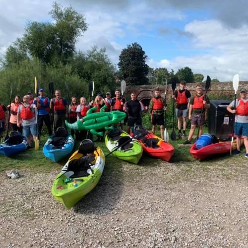The Big Essential Kayak by Ben Stoddart