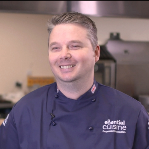 Ronnie Smith, Essential's Chef of the Month!