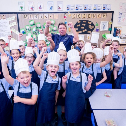 Essential Cuisine Partners with Brakes to Inspire Next Generation of Chefs