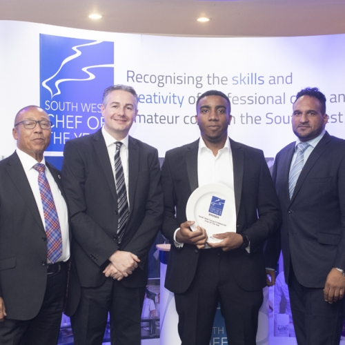 South West Chef of the Year 2019