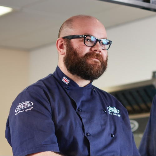 Chris Dickinson, Essential's Chef of the Month!