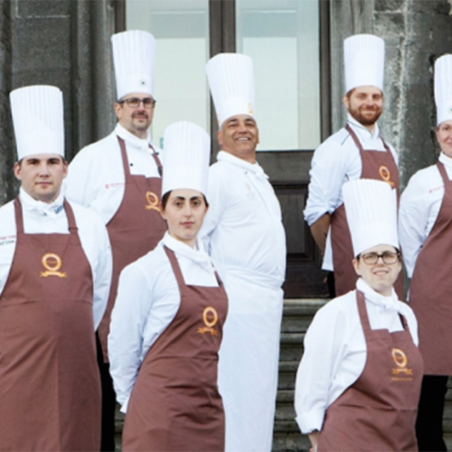 Essential Cuisine proud to sponsor pioneering brigade ahead of olympics