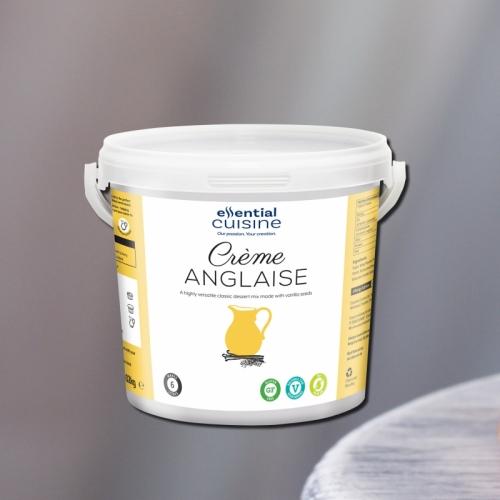 Essential Cuisine Crème Anglaise now contains no palm oil!