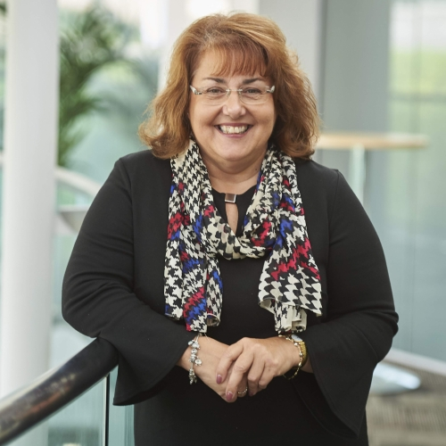 Chef's moving forward featuring Sue Cawthray, Chair of NACC