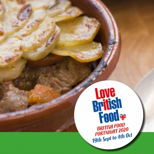 British Food Fortnight a 'Chance Like No Other' to Put British Food First