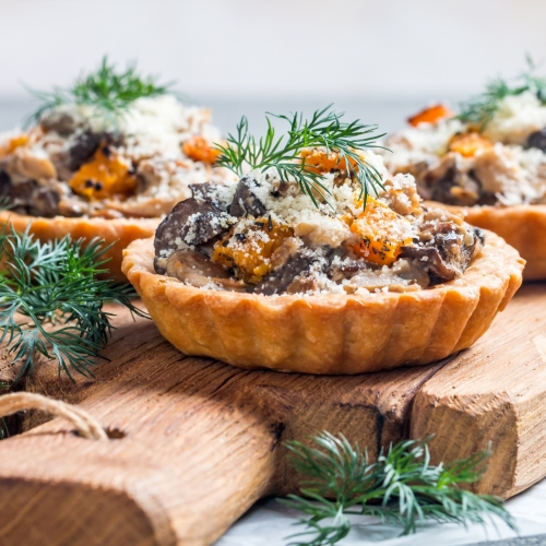 Go Beyond The Nut Roast - Vegetarian Christmas Recipes!