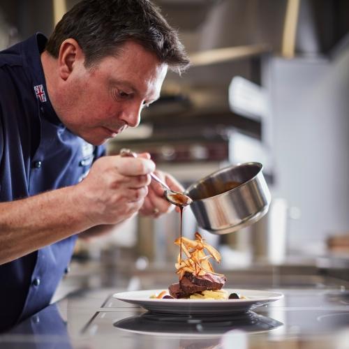 Chefs moving forward ft. Jon Harvey-Barnes, Senior Development Chef