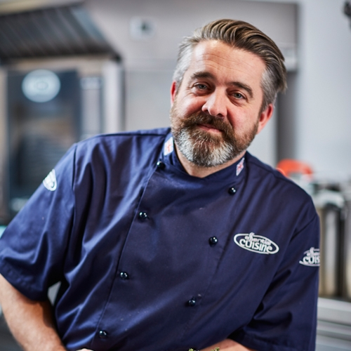 Chefs Moving Forward ft. Business Development Chef, James Circuit