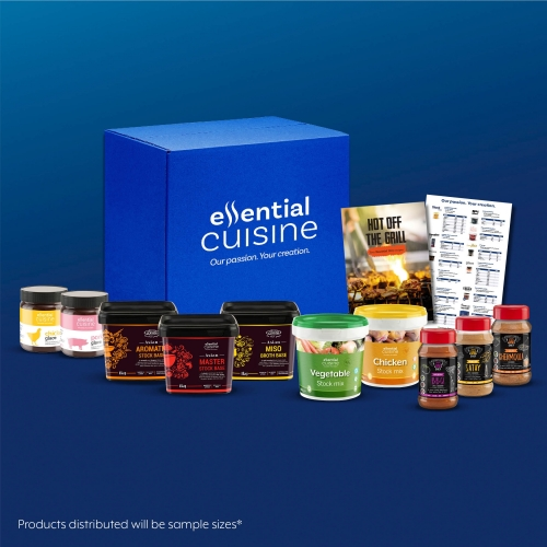 Essential Cuisine launch a NEW range of innovation boxes to inspire menus
