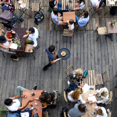 Re-opening for outdoor dining on 12th April? We share your thoughts