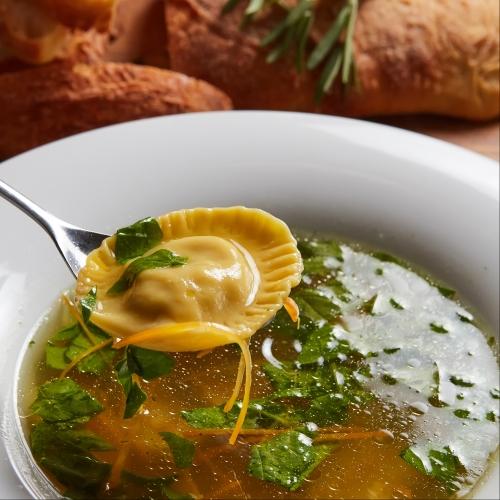 Italian Food - a much loved cuisine!