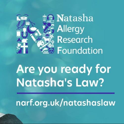 Are you prepared for Natasha's Law?