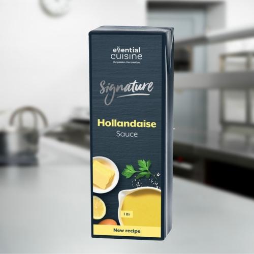 The Essential Cuisine Signature Hollandaise Sauce!