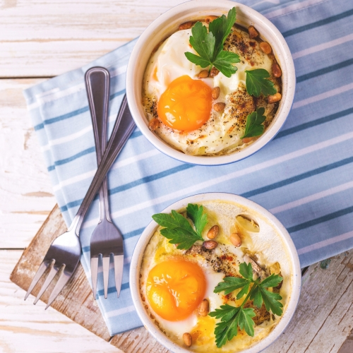 Our Brunch and Breakfast Favourites!