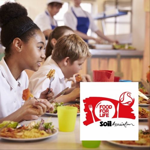 How we can help school caterers achieve bronze food for life!