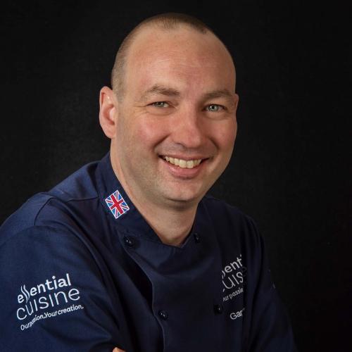 Gary Kilminster, British Culinary Federation Chef of the Year Finalist!