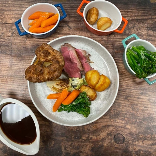 Our British Food Fortnight Culinary Journey