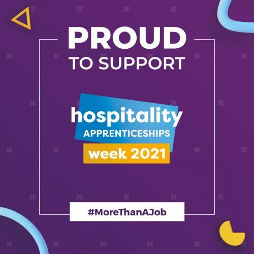 Hospitality Apprenticeship Week 2021
