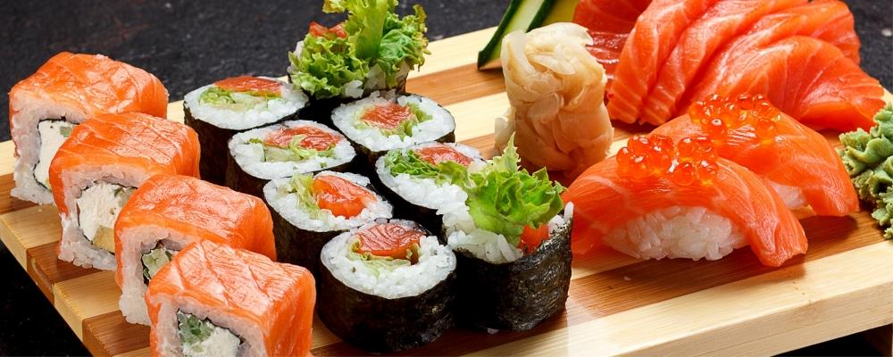 Essential Sushi