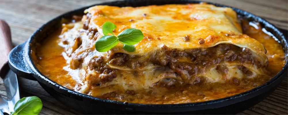 Rich Beef Lasagne