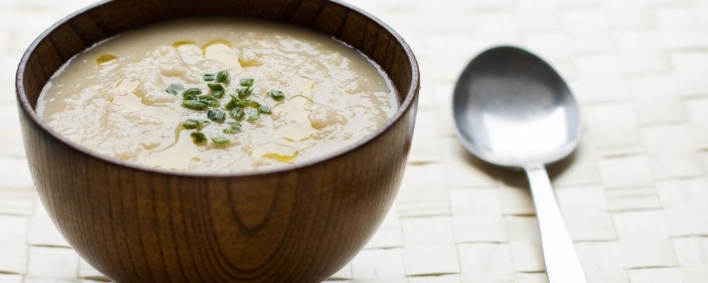King Louis Cream of Leek and Potato Soup