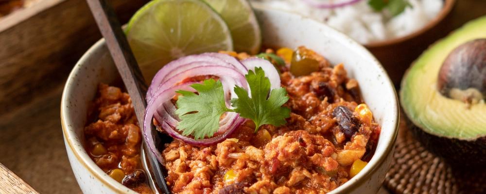 Turkey Chilli Con Carne