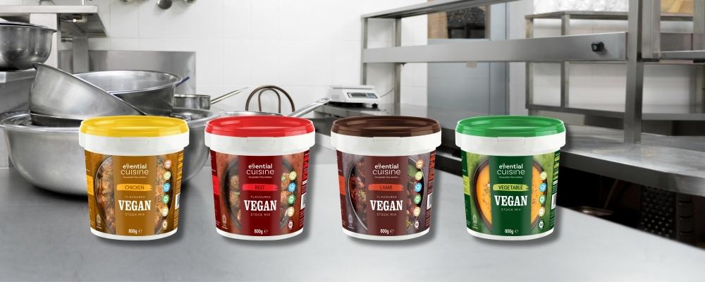 Vegan Stock Mixes