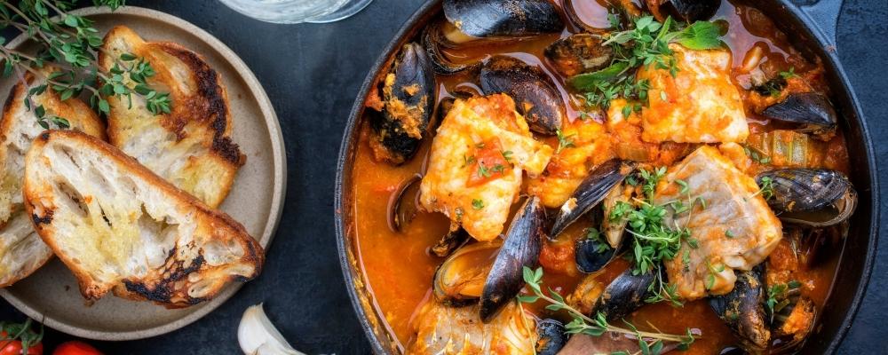 Rich Fish Stew