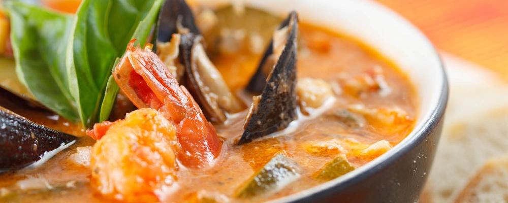 Fish Stew with a Spanish Twist