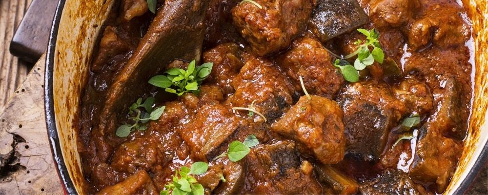 Festive Spiced Lamb Tagine