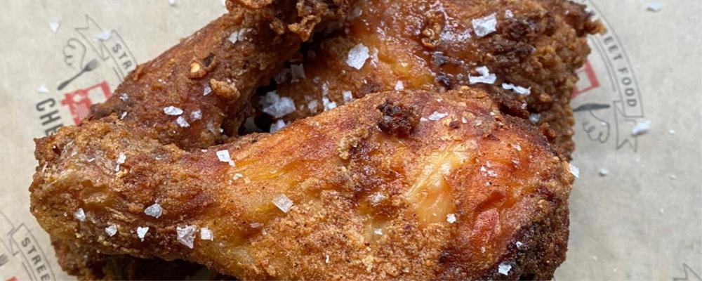'Essential' Fried Chicken