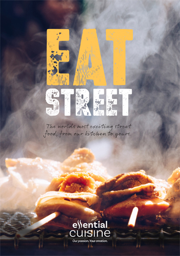 Eat Street Recipe Book