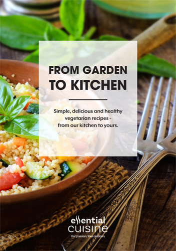 From Garden To Kitchen Recipe Book