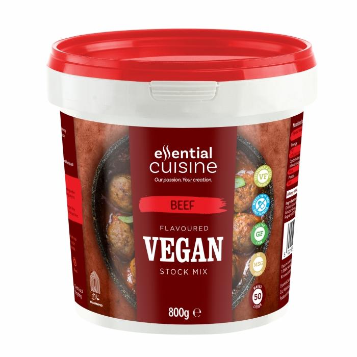 Beef Flavoured Vegan Stock Mix
