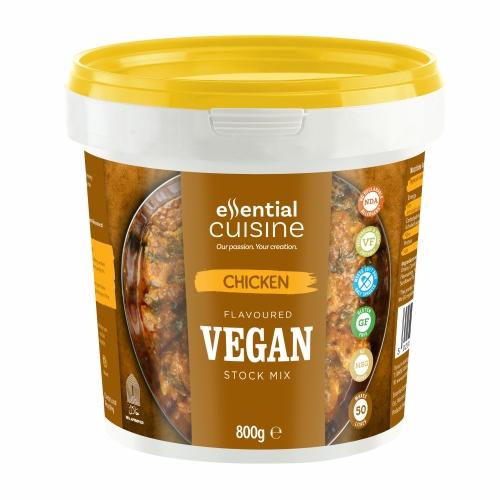 Chicken Flavoured Vegan Stock Mix