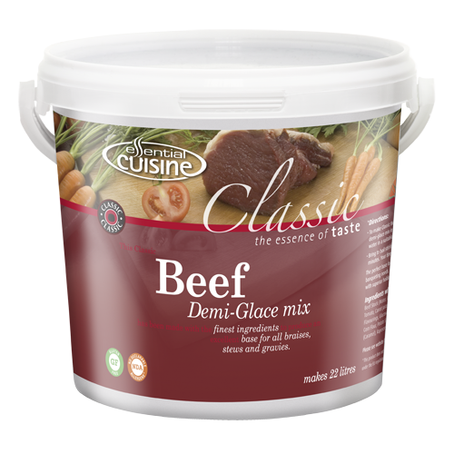 Classic Beef Demi-Glace Mix