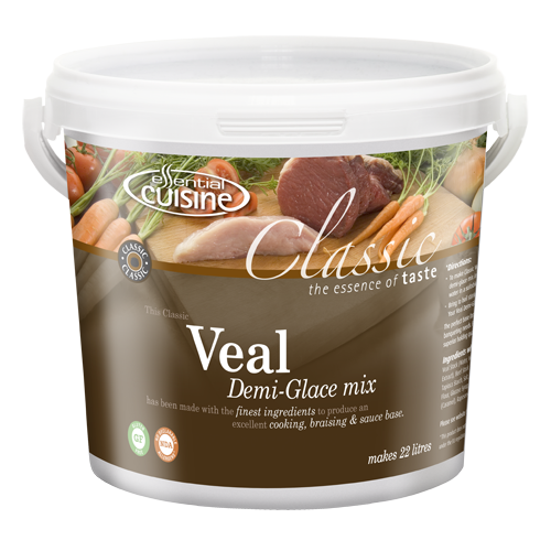 Classic Veal Demi-Glace Mix