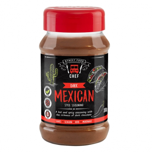 Dark Mexican Style Seasoning