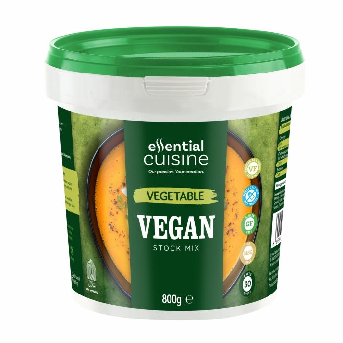 Halal Vegetable Stock Mix